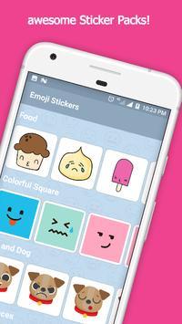 Cute Emoji Sticker Photo Editor screenshot 1