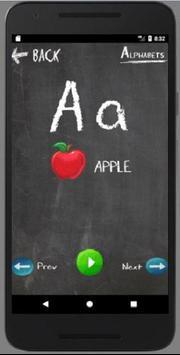 Kids ABC 123 Learning and Writing App 2018 screenshot 1