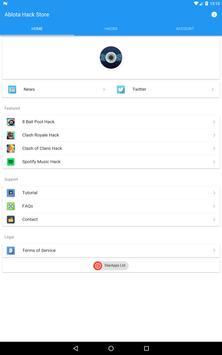 Ablota Hack Store Pro (Cydia) apk screenshot