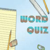 words quiz icon
