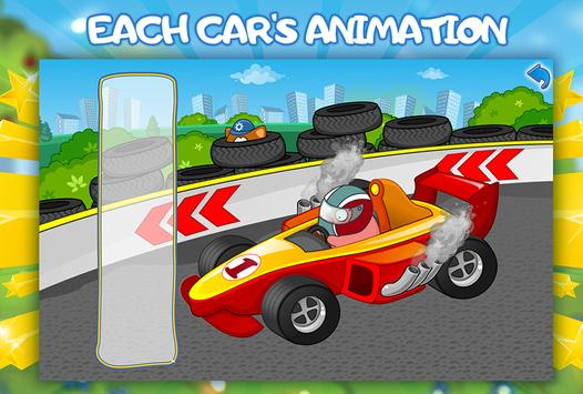 puzzle cars for kids 2 poster