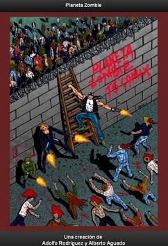 Planeta Zombie (Cómic) poster