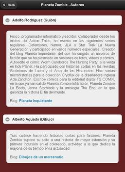 Planeta Zombie (Cómic) screenshot 3