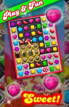 Candy Cat Match 3 screenshot 2