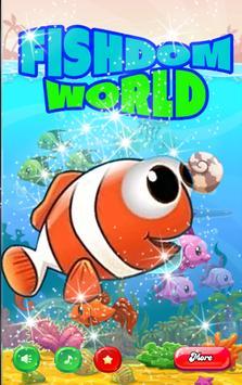 Fishdom Deep Ocean poster