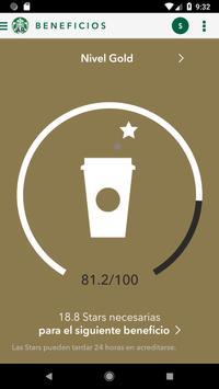 Starbucks screenshot 2