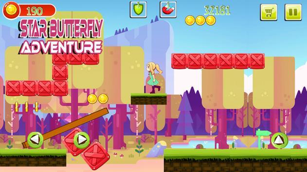 Star Butterfly Adventure Game screenshot 4