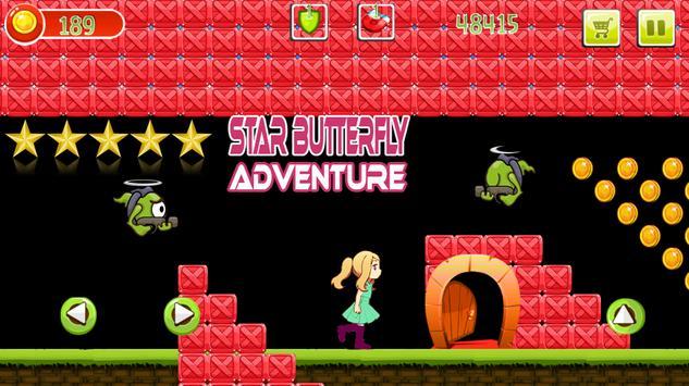 Star Butterfly Adventure Game screenshot 3