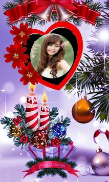 CHRISTMAS PHOTOFRAME WALLPAPER poster