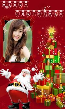 CHRISTMAS PHOTOFRAME WALLPAPER apk screenshot