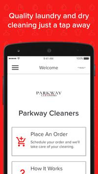 Parkway Cleaners poster