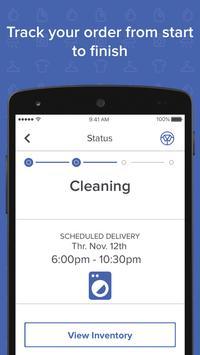 Pressed Dry Cleaners screenshot 3
