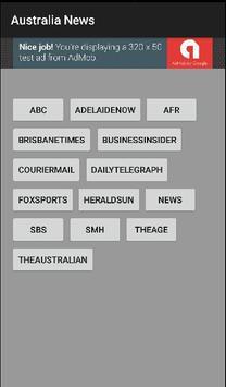 Australia News poster