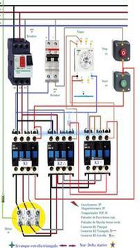 Star Delta Starter Control Diagram Electrical screenshot 1