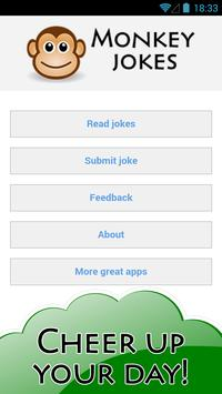 Jokester - Funny Monkey Jokes poster