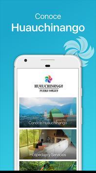 Huauchi Tour poster