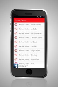 romeo santos mix screenshot 1