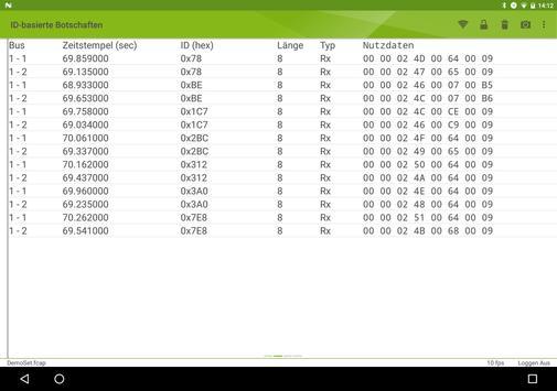 FlexConfig Analyzer Demo screenshot 4