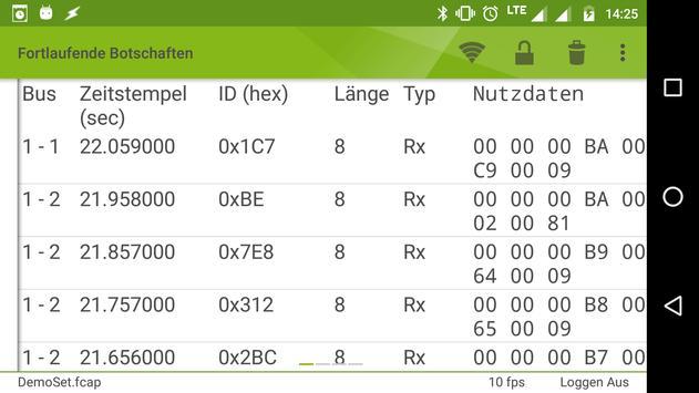 FlexConfig Analyzer Demo screenshot 1