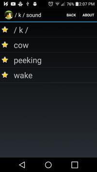 pronunciation checker screenshot 6