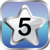 Star Five icon