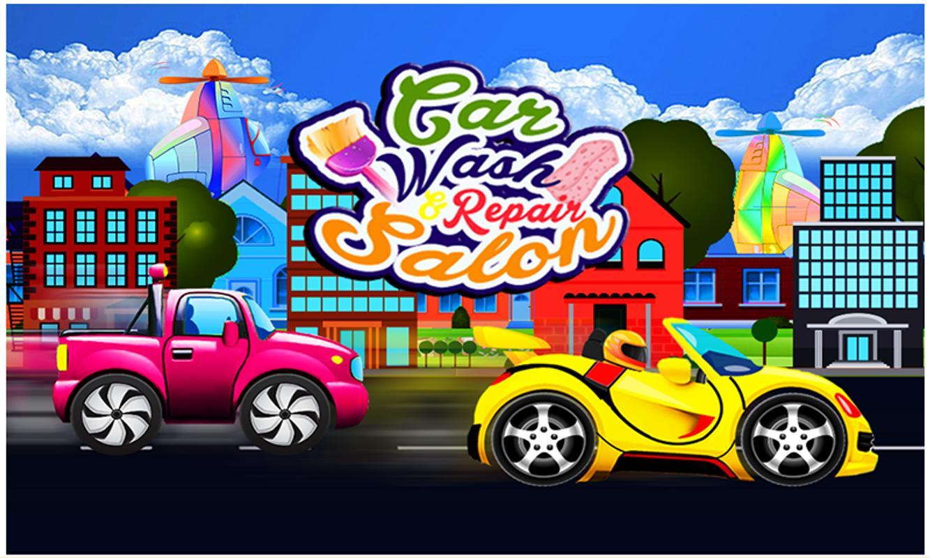 Car Wash Shop Games On Y
