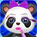 Panda Makeup Salon Games: Pet Makeover Salon Spa