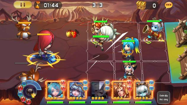 Siêu Thần Liên Minh apk screenshot