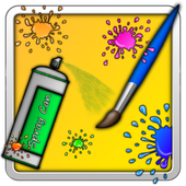 Doodle Colour And Draw icon