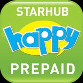 Happy Prepaid icon