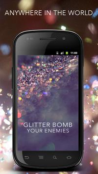 Glitter Bomb Your Enemies poster