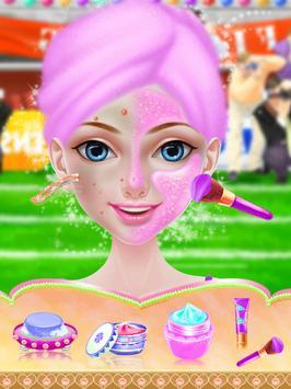Cheerleader Star Makeover Salon : Indian Cricket screenshot 13