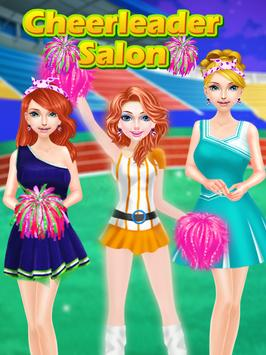 Cheerleader Star Makeover Salon : Indian Cricket screenshot 4