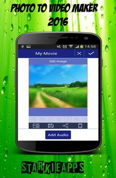 Photo to Video Maker apk screenshot