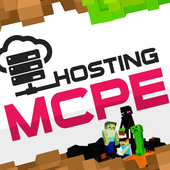Server hosting for MCPE icon