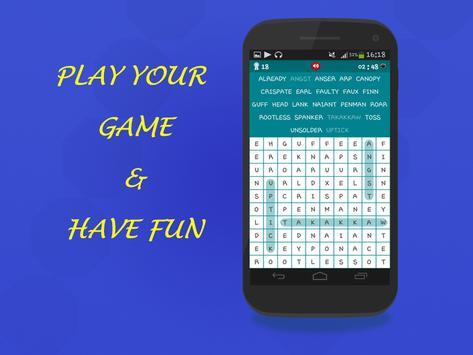 Search Word:game of genius screenshot 4