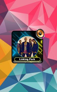 Lagu Linkin Park talking to myself full lirik poster