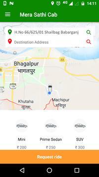 Mera Sathi Cab poster