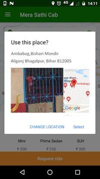Mera Sathi Cab screenshot 1
