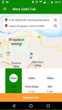 Mera Sathi Cab screenshot 2