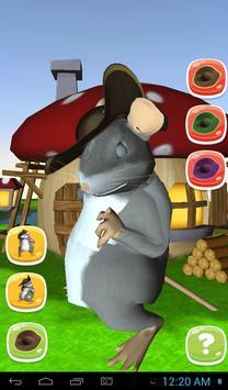 Talking Alfie The Mouse apk screenshot