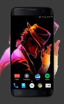 Michael Jackson Wallpaper HD poster