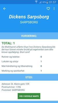 Smil og Spis Norge screenshot 1