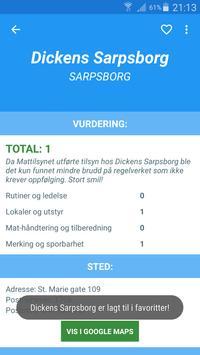 Smil og Spis Norge screenshot 2