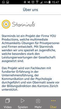 Starminds apk screenshot