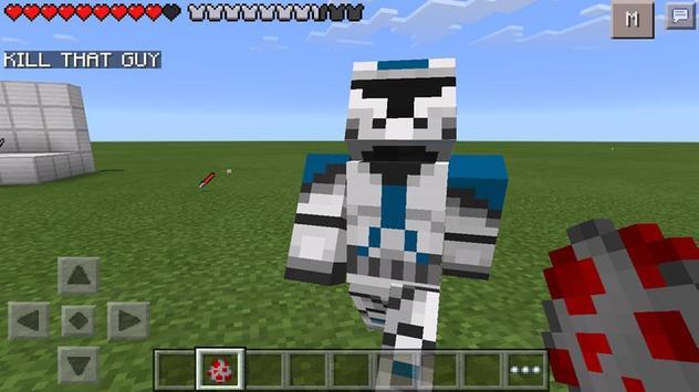 Star Ideas -Minecraft Wars screenshot 2