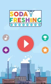 Soda Freshing 2 poster