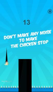 Scream Ninja Chicken Go apk screenshot