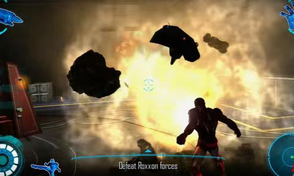 Stark of IronMan apk screenshot