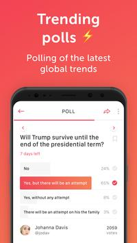 StarPeak – Competitions and Polls apk screenshot
